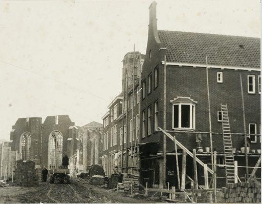 Afbeelding #000 voor het verhaal 50 jaar geleden: de opening van de Burgpromenade in Middelburg