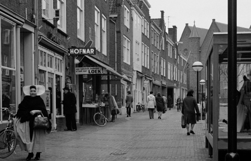 Afbeelding #002 voor het verhaal 50 jaar geleden: de opening van de Burgpromenade in Middelburg