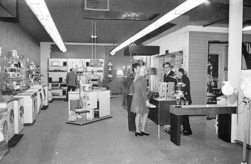 Afbeelding #001 voor het verhaal 8 Middelburgse winkels, 1965-1975
