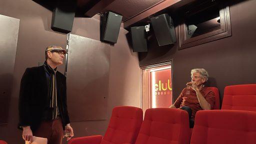 Afbeelding #001 voor het verhaal Club Cinema: de kleinste bioscoop van Nederland opent morgen in Middelburg