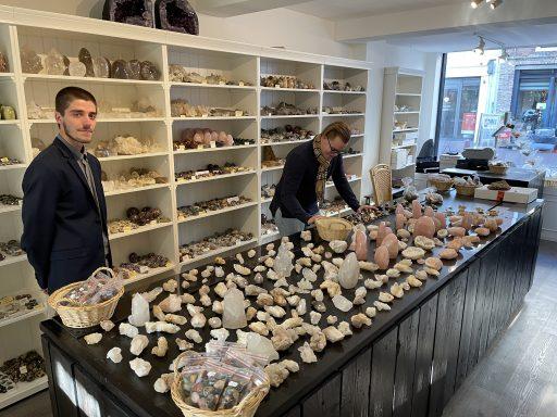 Afbeelding #006 voor het verhaal Dirkx Mineralen geopend in de Langeviele in Middelburg