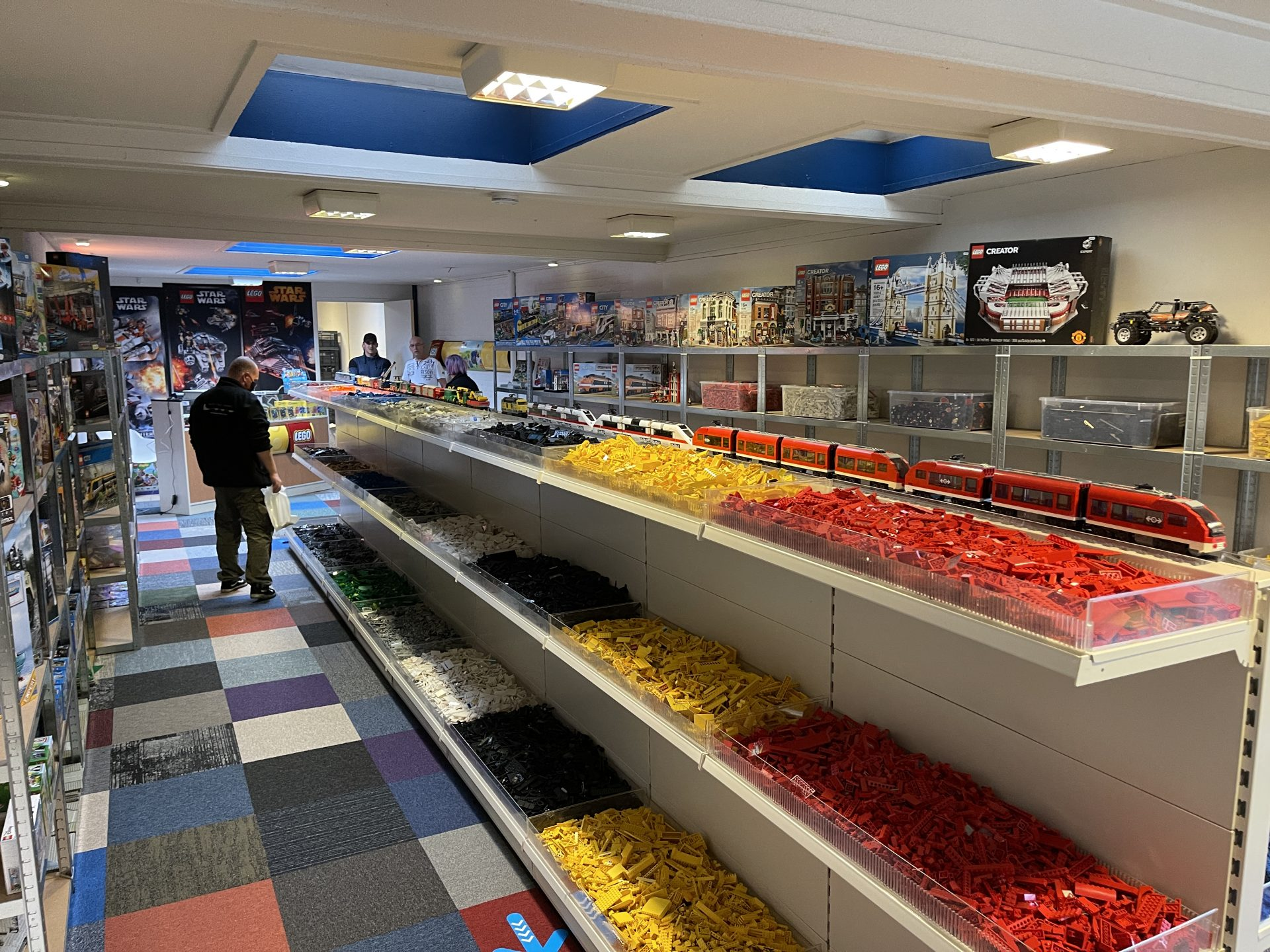 Afbeelding #005 voor het verhaal Stukje bij Stukje: een nieuwe Legowinkel in Middelburg