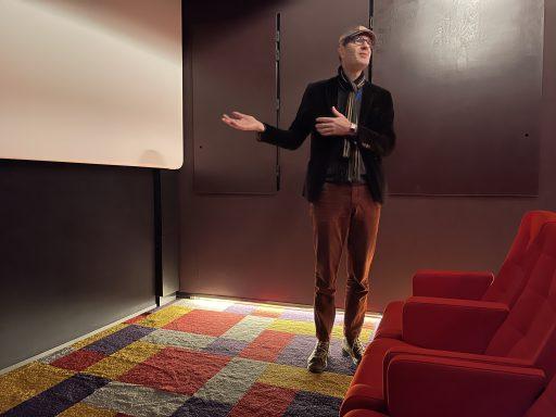 Afbeelding #002 voor het verhaal Club Cinema: de kleinste bioscoop van Nederland opent morgen in Middelburg