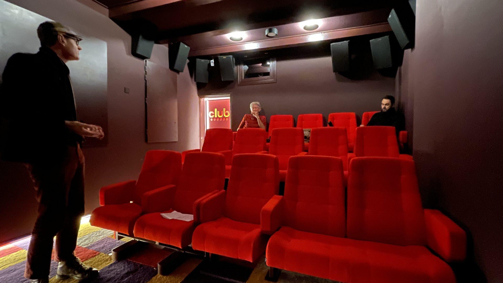 Afbeelding #006 voor het verhaal Club Cinema: de kleinste bioscoop van Nederland opent morgen in Middelburg