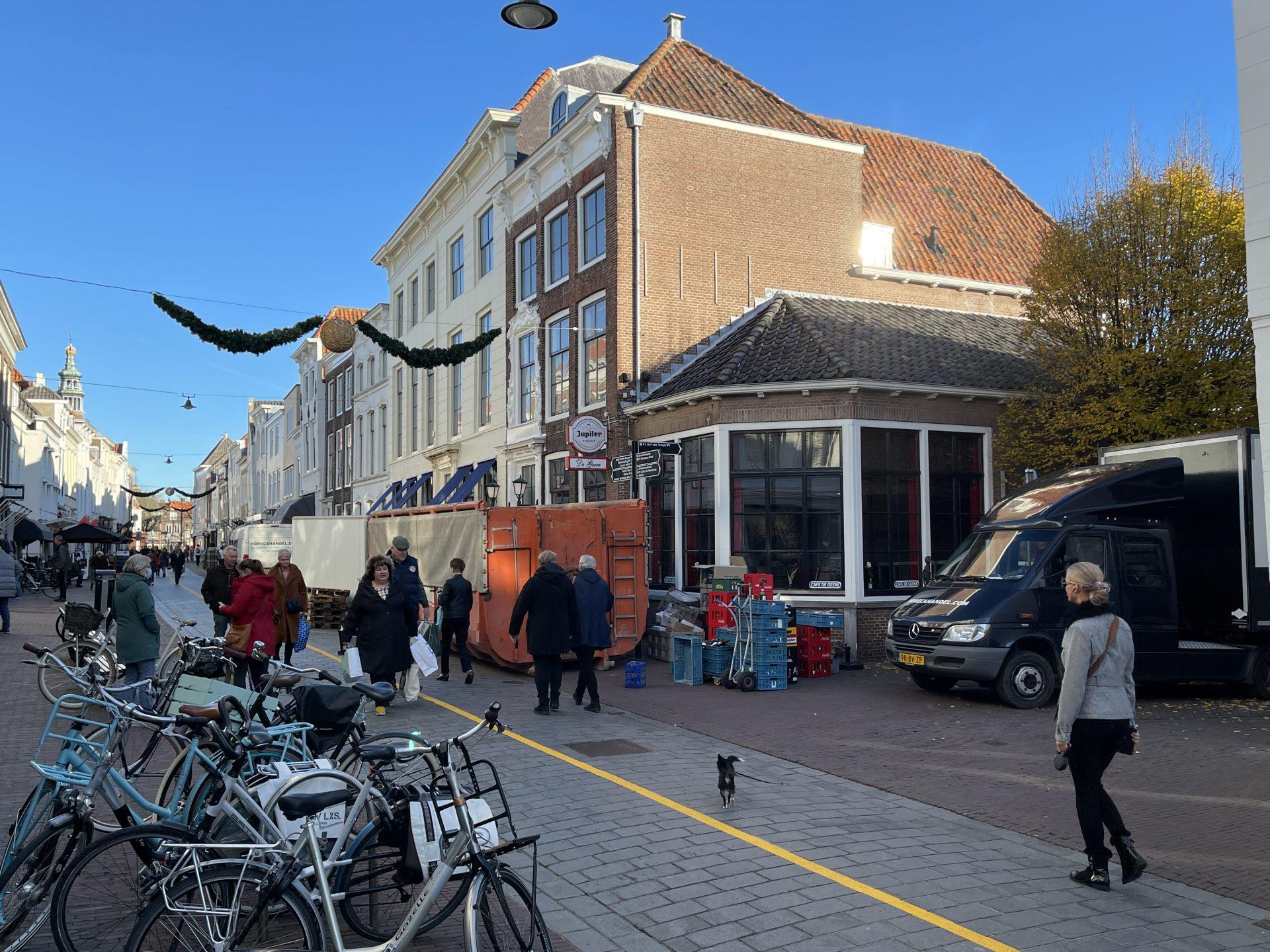 Afbeelding #002 voor het verhaal Verdrietig: Café de Geere stopt definitief