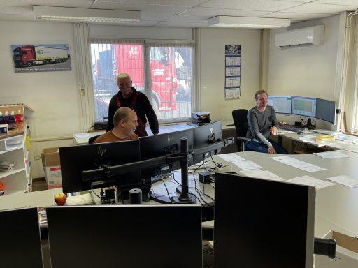 Afbeelding #034 voor het verhaal Op bezoek bij van Keulen Transport in Middelburg