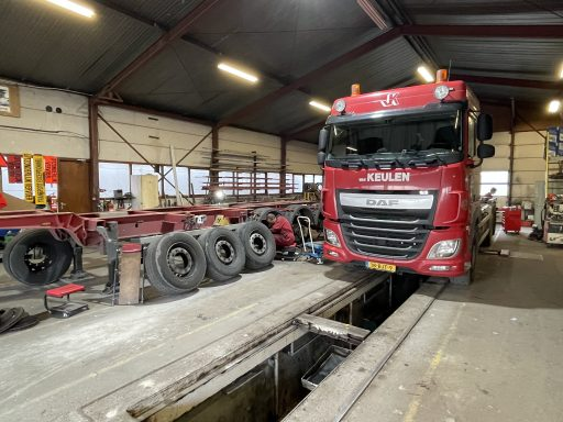 Afbeelding #002 voor het verhaal Op bezoek bij van Keulen Transport in Middelburg