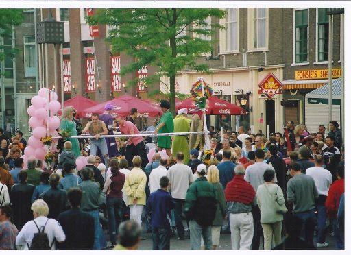 Afbeelding #001 voor het verhaal Achter de schermen bij City of Dance Middelburg