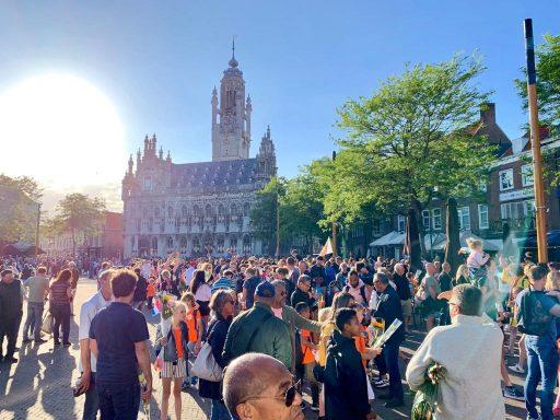 Afbeelding #000 voor het verhaal Afsluiting Avondvierdaagse Middelburg 2019