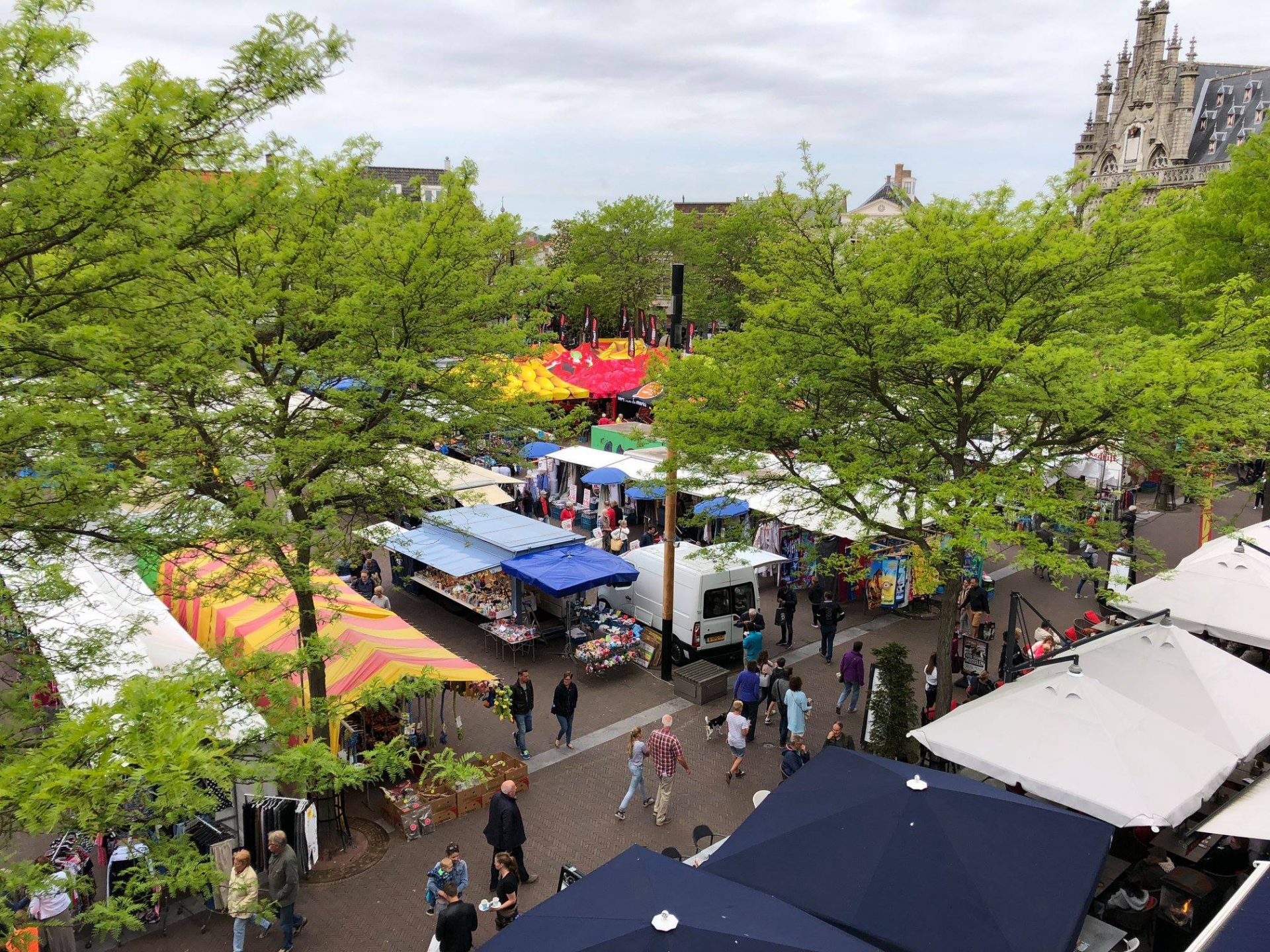 Afbeelding #000 voor het verhaal Agenda: Middelburg in het Hemelvaartsweekend, 2018
