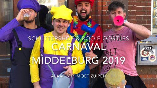 Afbeelding #000 voor het verhaal Alaaf! Carnaval 2019? Ook in Middelburg!