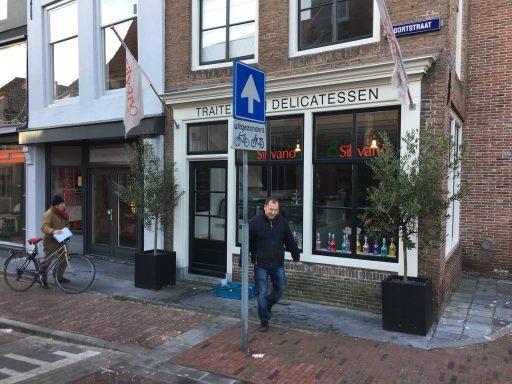 Afbeelding #003 voor het verhaal Alle hoeken van de stad: op pad met Ergin Gel van de Groentehal