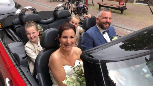 Afbeelding #000 voor het verhaal Arno en Marlies zijn getrouwd!