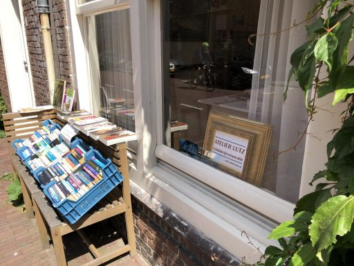 Afbeelding #002 voor het verhaal Atelier Lutz: schilderijrestauratie in de Sint Pieterstraat in Middelburg