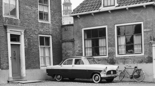 Afbeelding #000 voor het verhaal Auto's in het Middelburg van de jaren 60