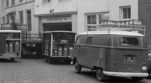 Afbeelding #002 voor het verhaal Auto's in het Middelburg van de jaren 60