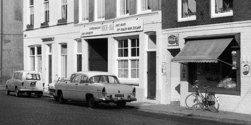 Afbeelding #004 voor het verhaal Auto's in het Middelburg van de jaren 60