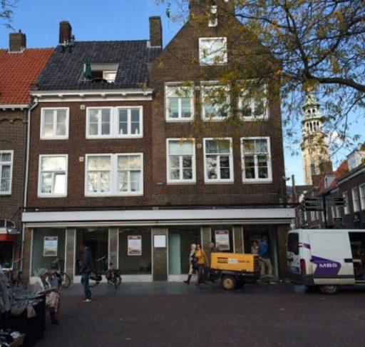 Afbeelding #000 voor het verhaal Bakker Schrieks ook naar de Markt in de Middelburg
