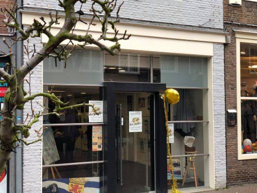 Afbeelding #000 voor het verhaal Ballonnen en kunst: een rondje door Middelburg, 2 maart 2019