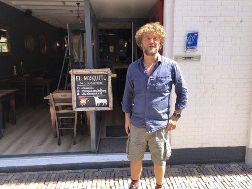 Afbeelding #000 voor het verhaal Bar-Restaurant El Mosquito opent in de Sint Janstraat in Middelburg