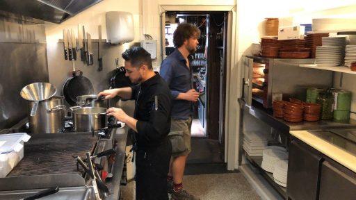 Afbeelding #008 voor het verhaal Bar-Restaurant El Mosquito opent in de Sint Janstraat in Middelburg