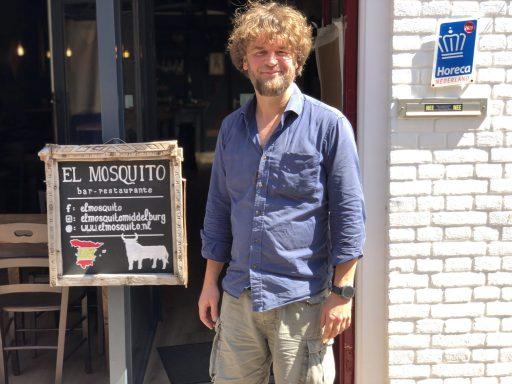 Afbeelding #013 voor het verhaal Bar-Restaurant El Mosquito opent in de Sint Janstraat in Middelburg
