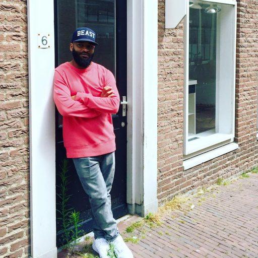 Afbeelding #001 voor het verhaal Barber Djivi opent in september in de Korte Geere in Middelburg