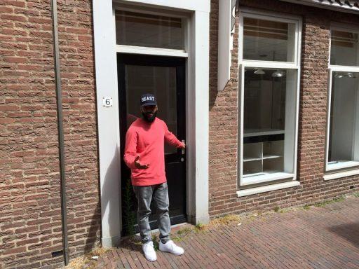 Afbeelding #002 voor het verhaal Barber Djivi opent in september in de Korte Geere in Middelburg