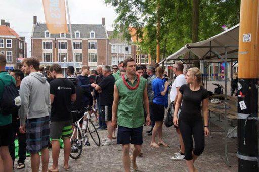 Afbeelding #001 voor het verhaal Beachvolleybal Markt Middelburg 19 juni 2016