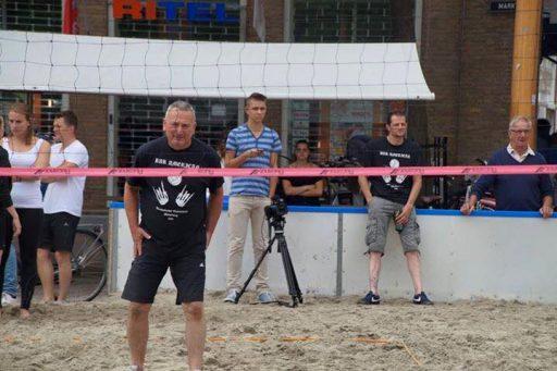 Afbeelding #004 voor het verhaal Beachvolleybal Markt Middelburg 19 juni 2016