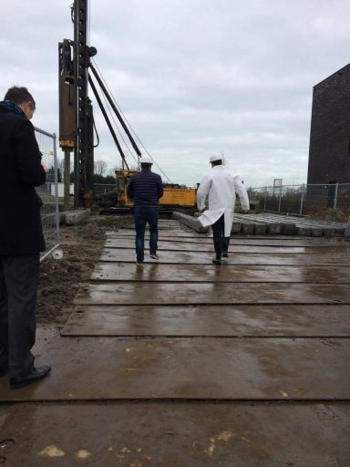 Afbeelding #001 voor het verhaal Bedrijvigheid aan de Heerlijkheidsweg in Middelburg