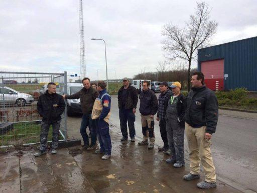 Afbeelding #003 voor het verhaal Bedrijvigheid aan de Heerlijkheidsweg in Middelburg