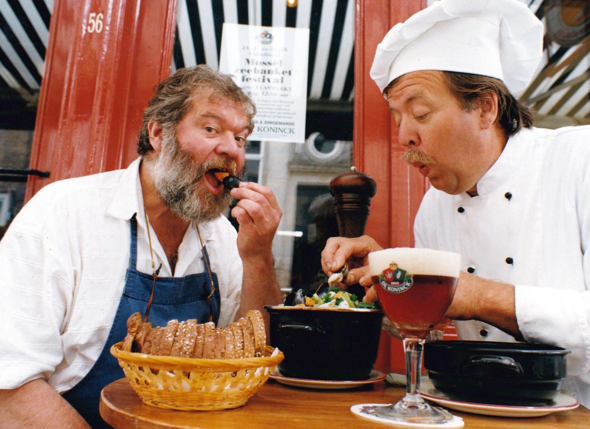Afbeelding #000 voor het verhaal Ben en Marjan Willemsen over de geschiedenis van restaurant De Gespleten Arent