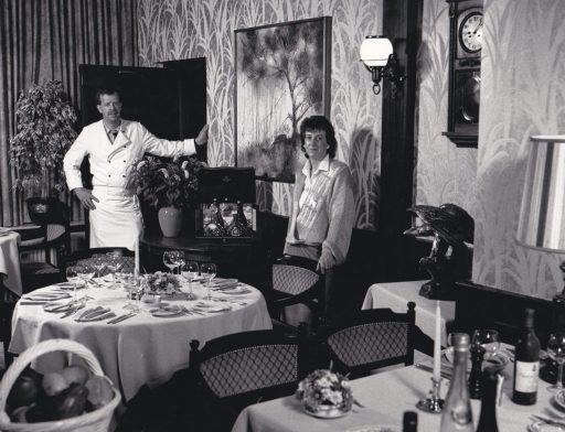 Afbeelding #001 voor het verhaal Ben en Marjan Willemsen over de geschiedenis van restaurant De Gespleten Arent