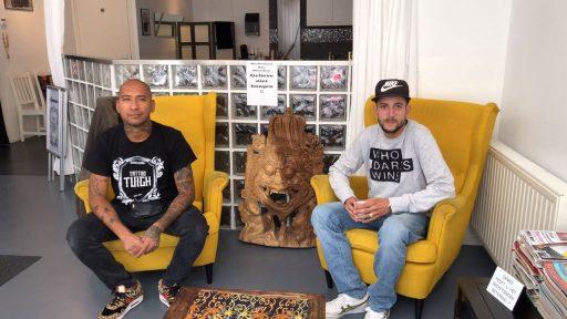 Afbeelding #000 voor het verhaal Benefiet: Tattoo Tuigh Middelburg tatoeërt voor de Molukken