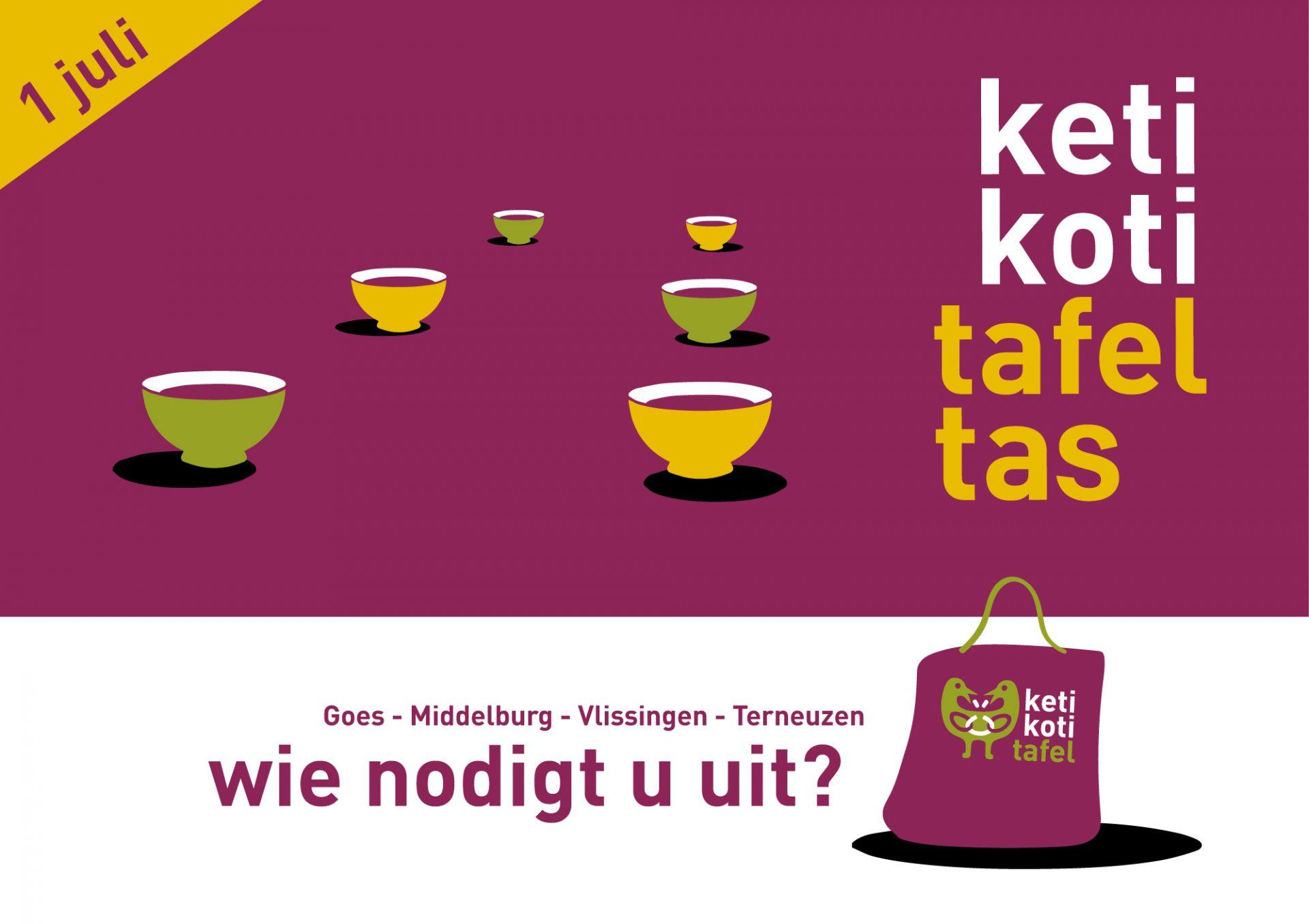 Afbeelding #000 voor het verhaal Bestel een Keti Koti Tafel Tas