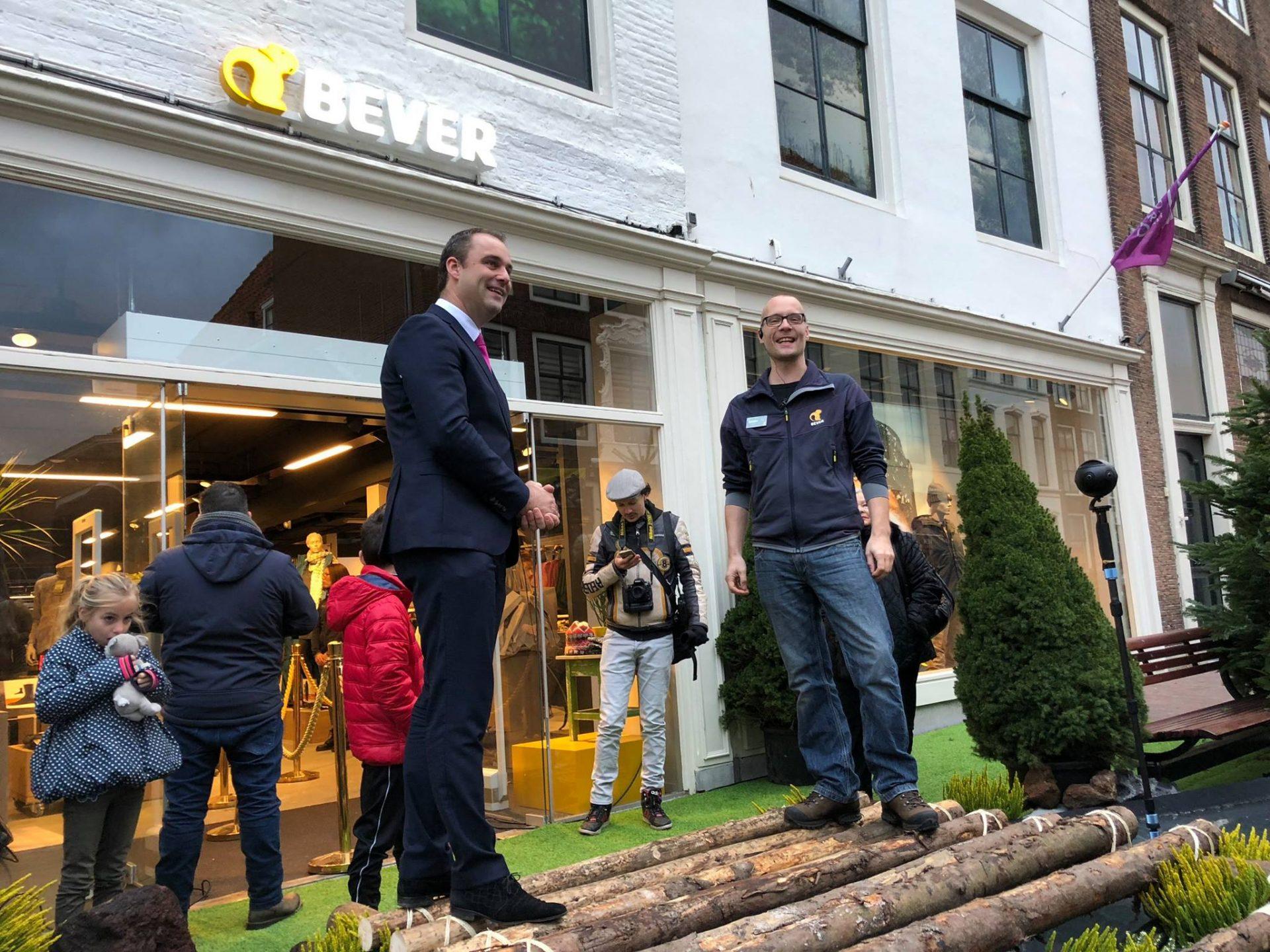 Afbeelding #000 voor het verhaal Bever Middelburg officieel geopend door wethouder Aalberts
