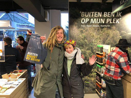 Afbeelding #001 voor het verhaal Bever Middelburg officieel geopend door wethouder Aalberts