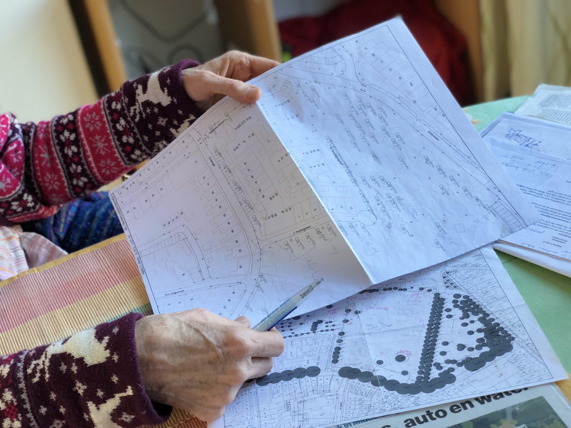 Afbeelding #000 voor het verhaal Bewonersconsultatie: Marie Swenne over Plan Molenwater