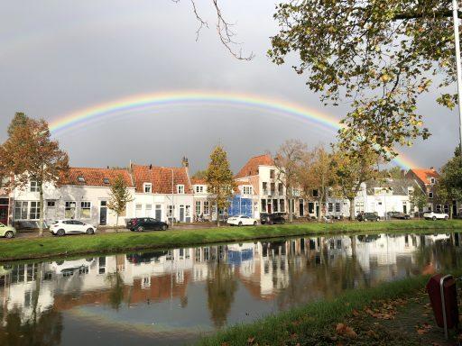 Afbeelding #000 voor het verhaal Bij de opbouw van Sprookjestheater Nicole & Martin in Middelburg