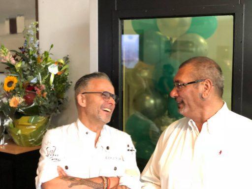 Afbeelding #003 voor het verhaal Bijna open: Hard en Ziel, het eetcafé van Paskal Jakobsen en Edwin Vinke