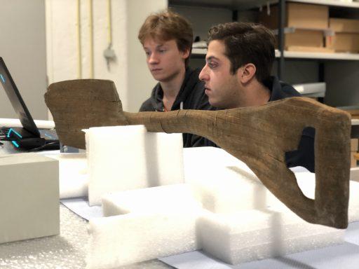 Afbeelding #000 voor het verhaal Bijzonder: hoe objecten uit de collectie van het Zeeuwsch Genootschap gedigitaliseerd worden