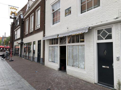 Afbeelding #000 voor het verhaal Binnenkort in de Gravenstraat: de supermarkt van Alhaik