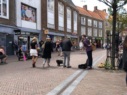 Afbeelding #003 voor het verhaal Binnenstadsteams op pad in Middelburg
