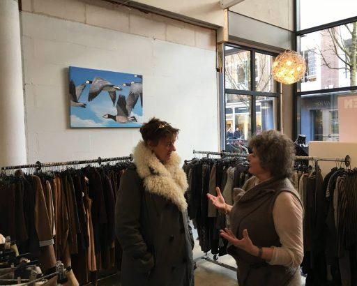 Afbeelding #000 voor het verhaal Blaauw in Aktie en Nobs Fashion van Segeersstraat naar Langeviele