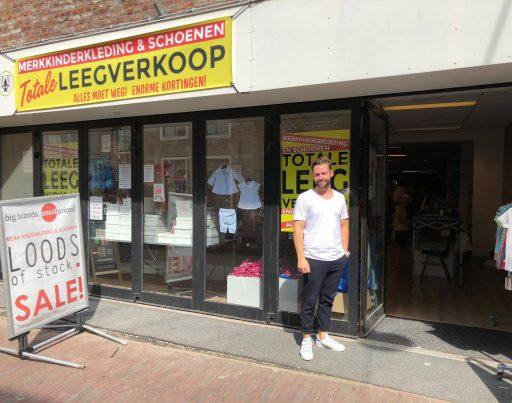 Afbeelding #002 voor het verhaal Blaauw in Aktie en Nobs Fashion van Segeersstraat naar Langeviele