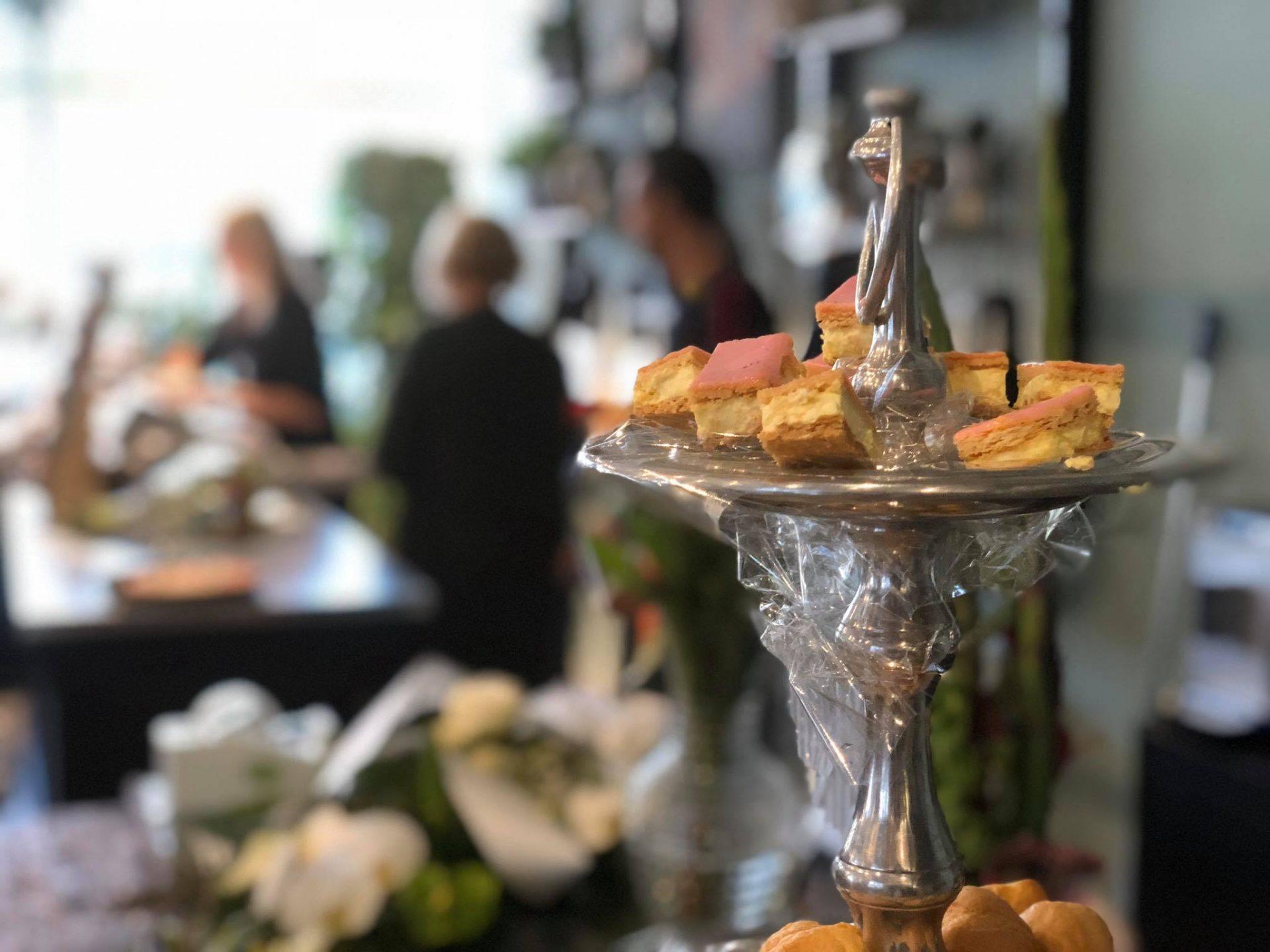 Afbeelding #000 voor het verhaal Bloemenwinkel Prima Flora feestelijk heropend in De Veersche Poort