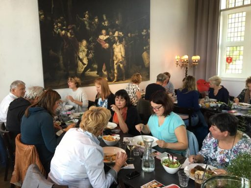 Afbeelding #000 voor het verhaal Bloggers en journalisten bezoeken Middelburg