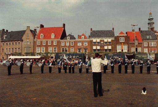 Afbeelding #001 voor het verhaal Blue Spirit Middelburg, 1982-1998