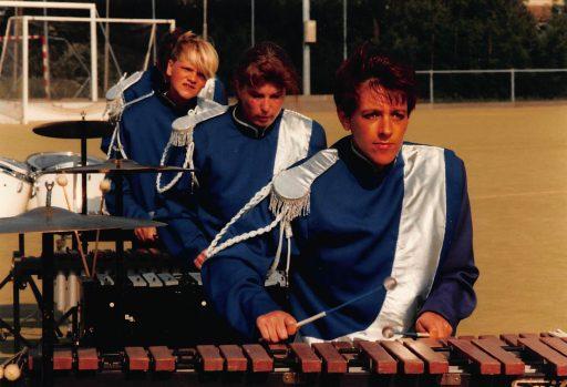 Afbeelding #003 voor het verhaal Blue Spirit Middelburg, 1982-1998